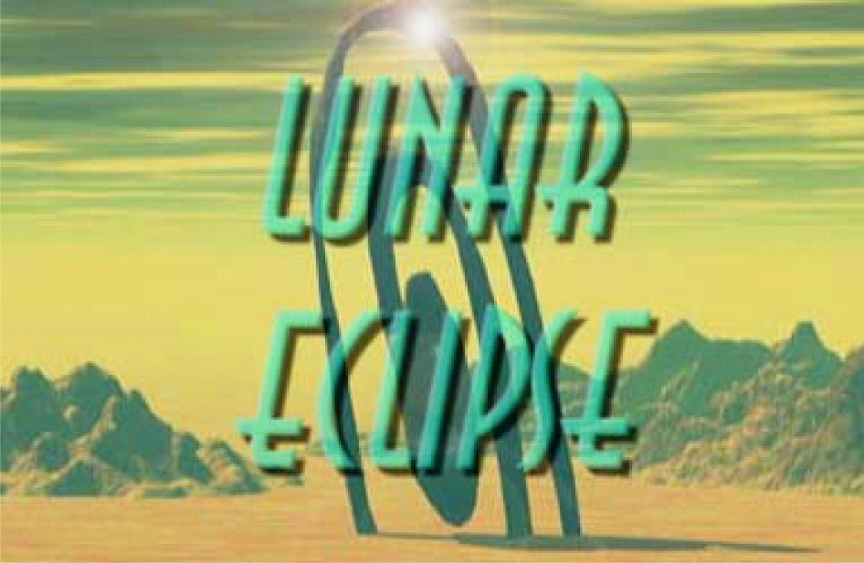 Lunar Eclipse Album Art