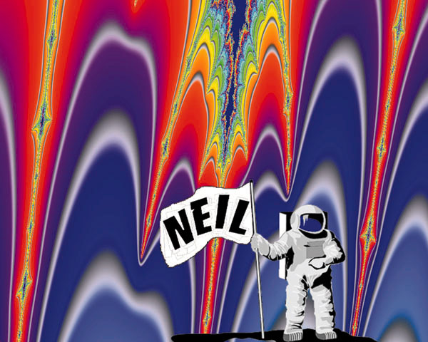 Neil Album Art