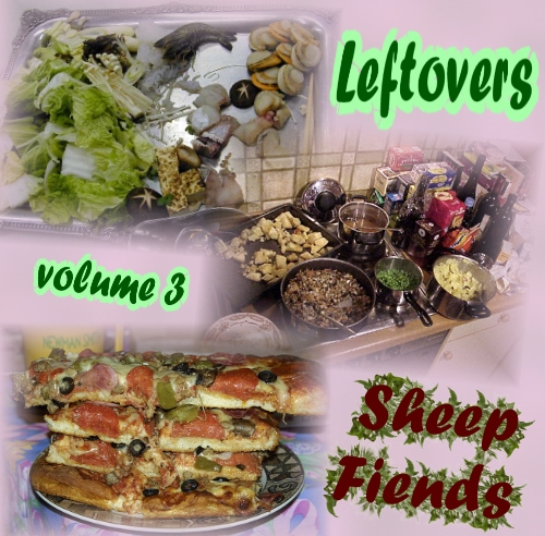 Leftovers Vol. 3 Album Art