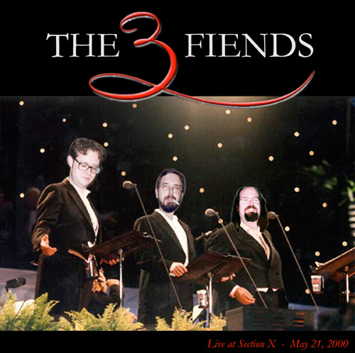 The 3 Fiends Album Art