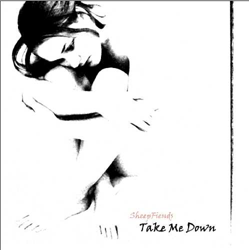 Take Me Down Raw Album Art