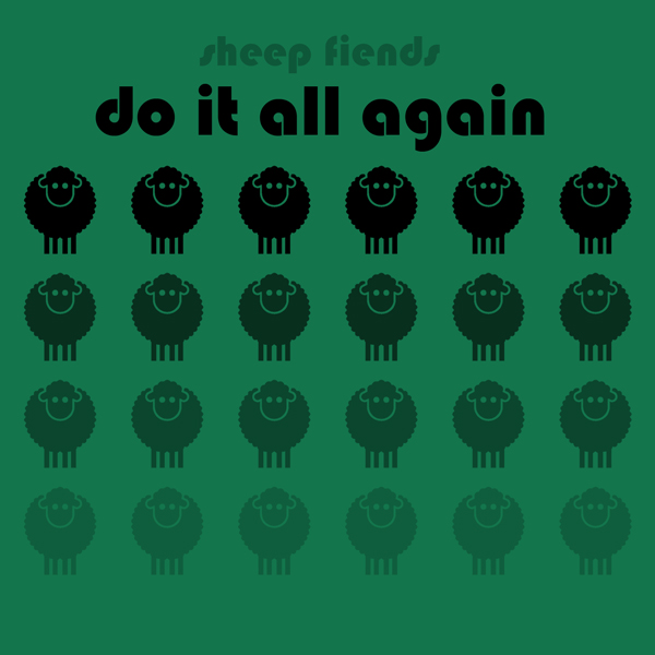 Do It All Again Album Art