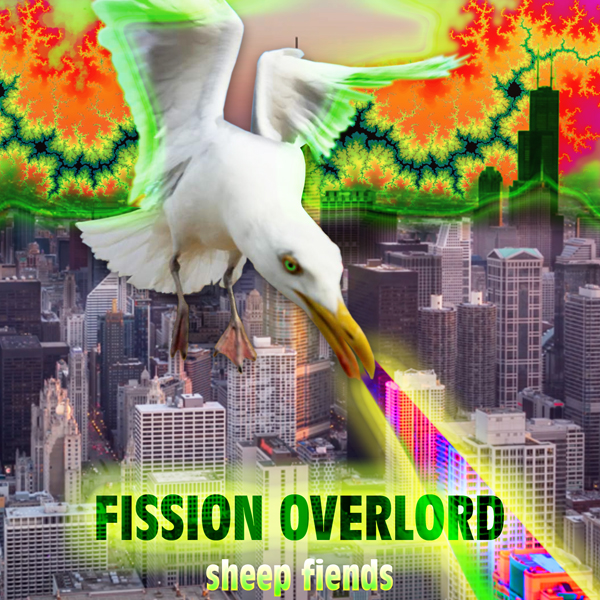 Fission Overlord Album Art