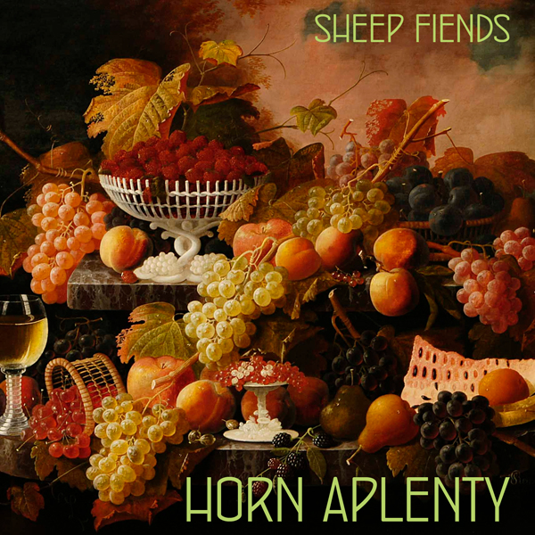 Horn Aplenty Album Art