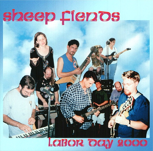 Labor Day 2000 Album Art