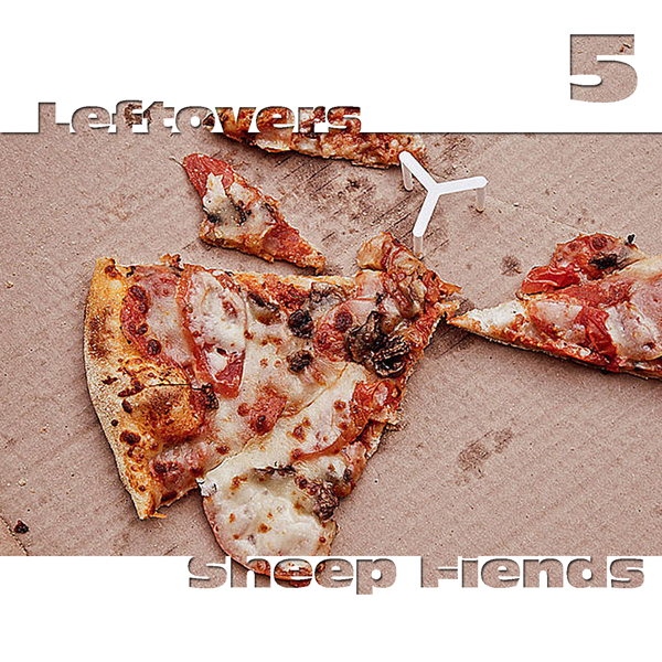 Leftovers Vol. 5 Album Art