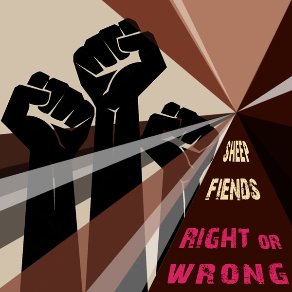Right Or Wrong Album Art
