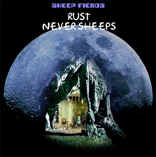 Rust Never Sheeps Album Art