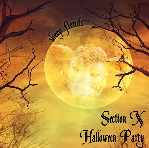 Section X Halloween Party Album Art