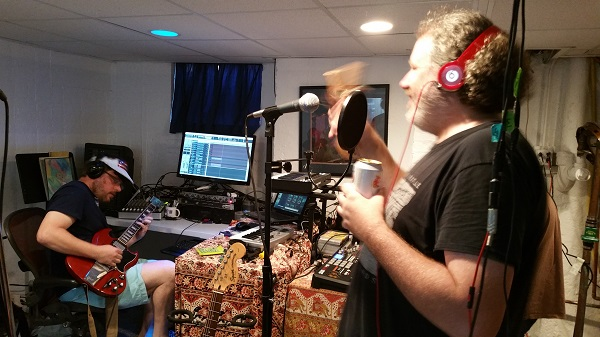 Early September Open Jam (09/11/2016)<br> Cameron and Paul