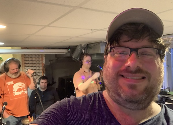 Early November Open Jam (11/04/2018)<br> Paul, Zack, Dave and Brian
