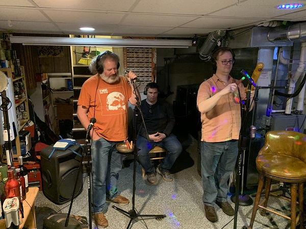 Early November Open Jam (11/04/2018)<br> Paul, Zack and Dave