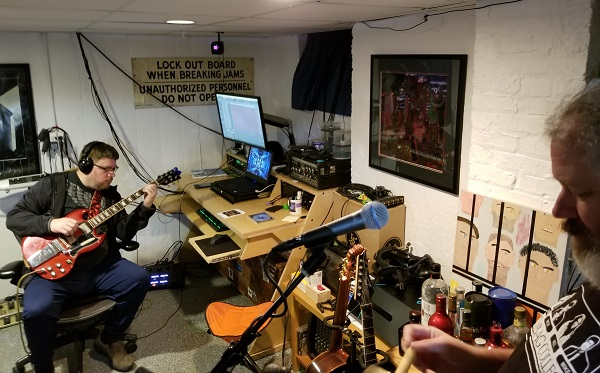 Late November Open Jam (11/18/2018)<br> Cameron and Paul